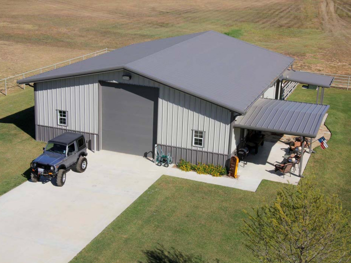 Reap the benefits of metal buildings